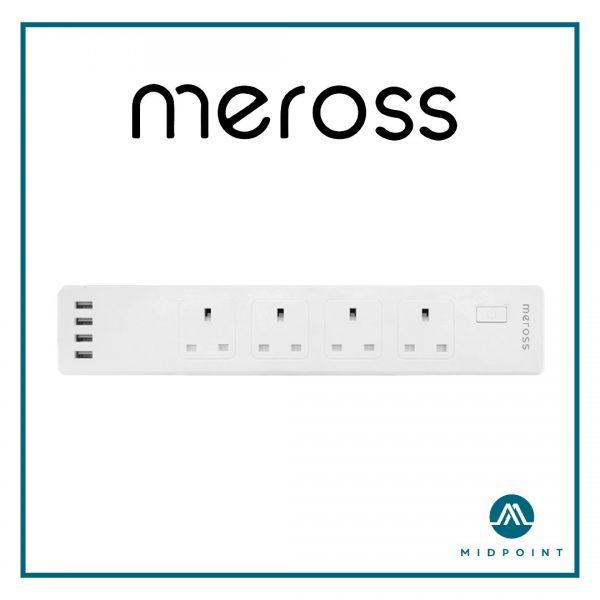 Meross 4 way smart power strip