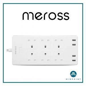 Meross 6 way smart power strip