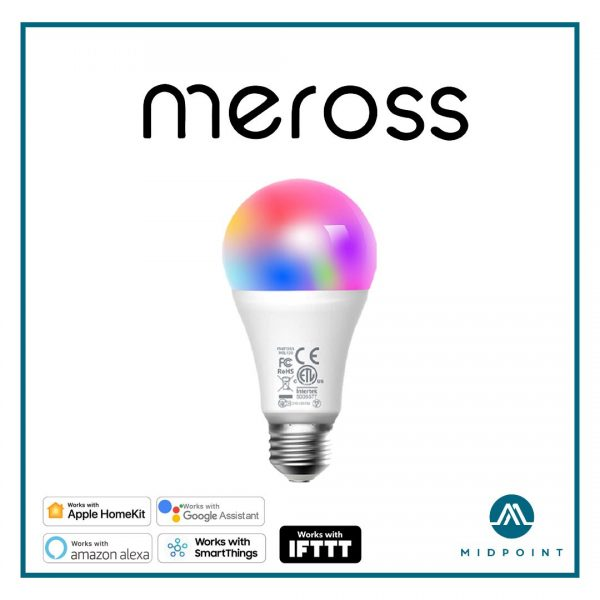 Meross smart led bulb